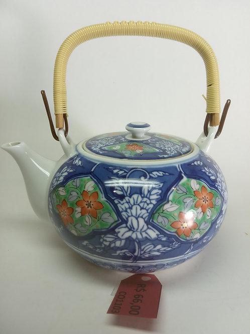Bule chá em porcelana - China
