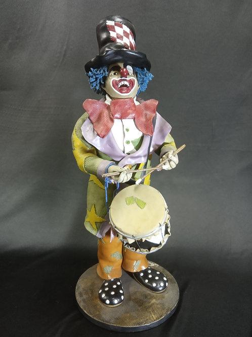 Escultura Palhaço - João Goudinho