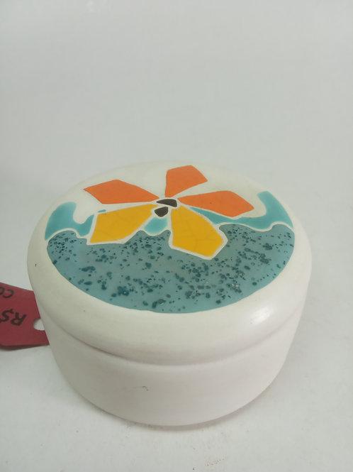 Porta joia porcelana - Malásia