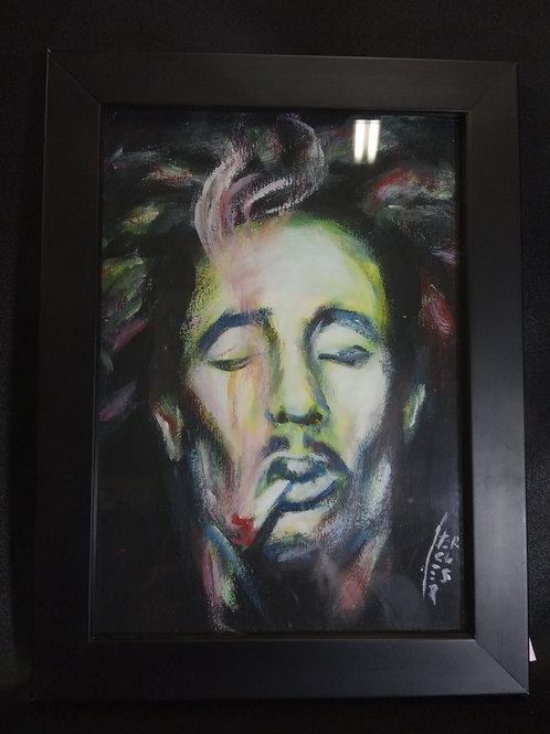 Quadro Bob Marley - Hercules