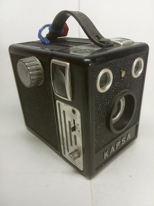 Câmera Fotográfica Kapsa anos 50