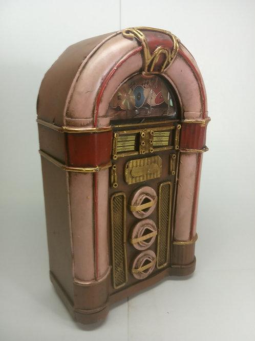 Cofre Jukebox em resina