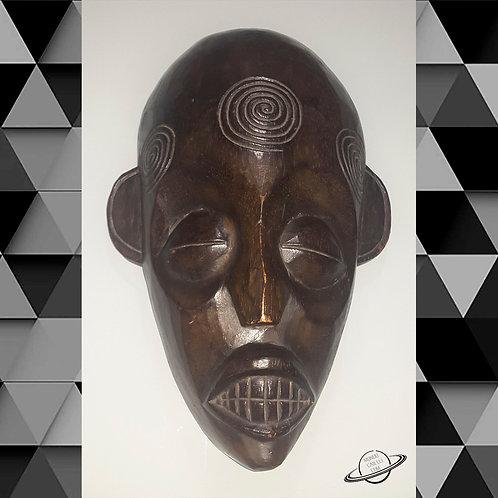 Máscara Africana Senefu