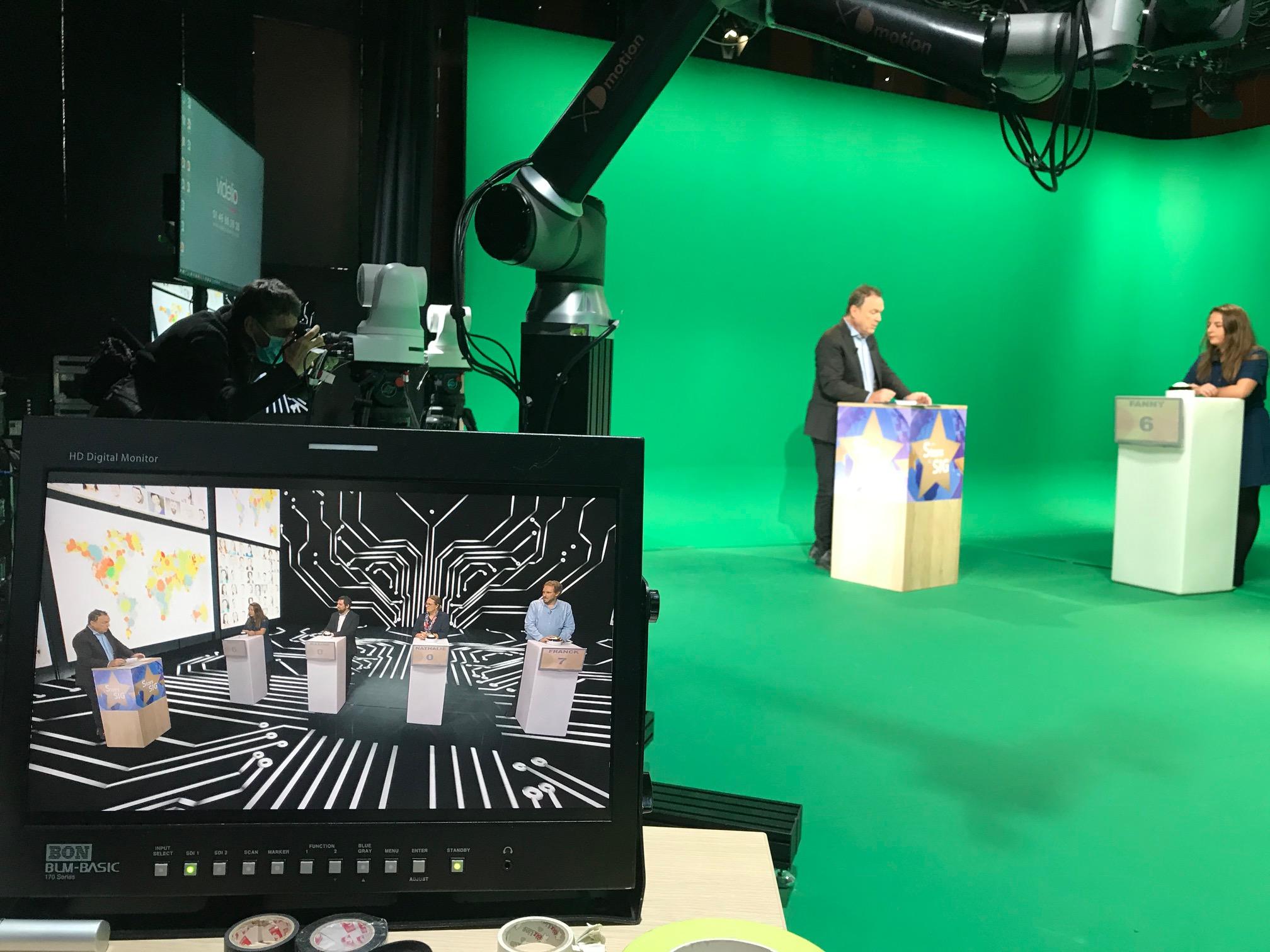ESRI France événementiel VR 2020