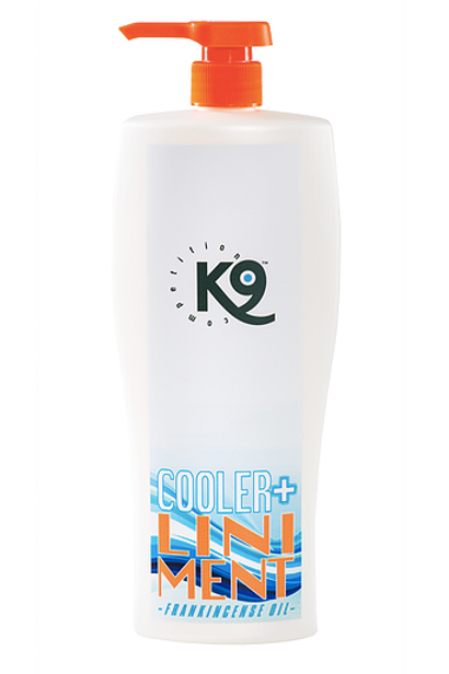 K9 Cooler + Liniment
