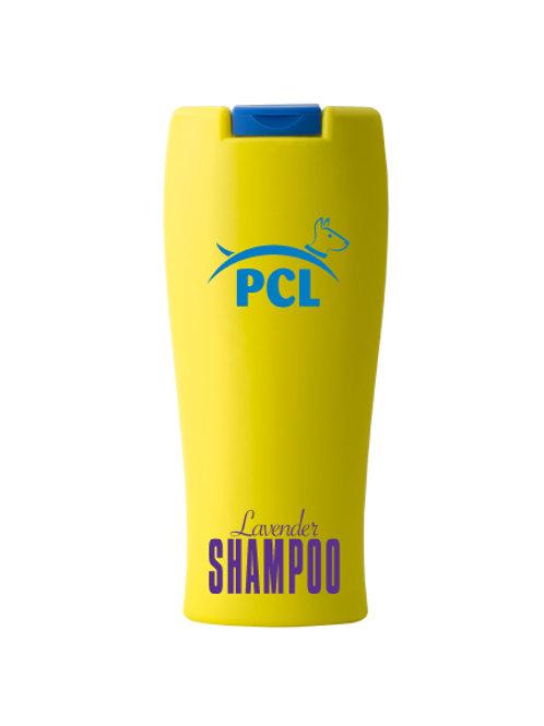 Bottle of PCL Lavender Shampoo