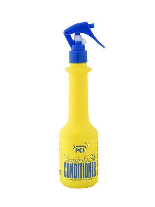 Bottle of PCL Vitamin & Silk Spray Conditioner