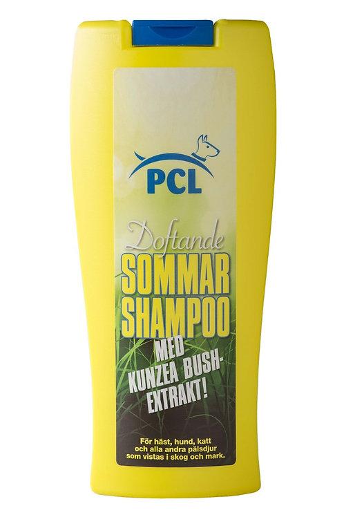 Flaska av PCL Sommarschampo