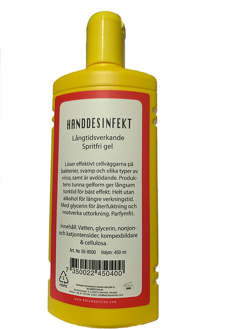 Hand Disinfect