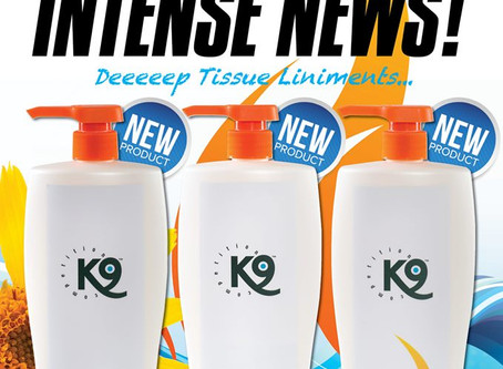 COMING SOON: Hot, Cold & Intense Liniment