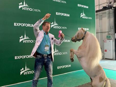 K9 HORSE in Russia