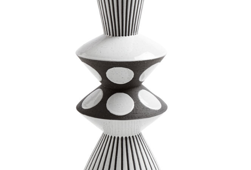 PALM SPRINGS BOW TIE VASE