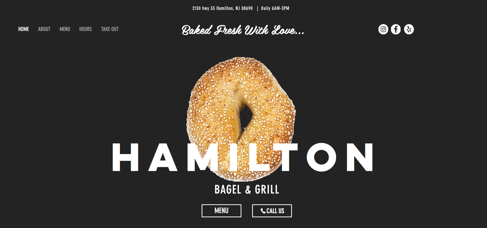 Hamilton Bagel and Grill
