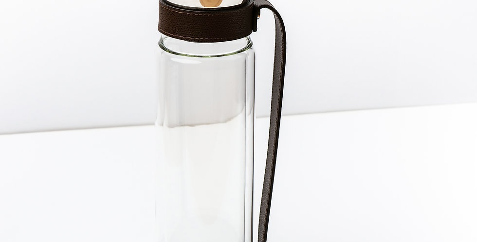 CARAFE LEATHER CASE