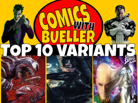 The Variant Hot 10 List 9/11/2019