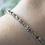 Thumbnail: Green & Pink Sapphire Bracelet