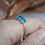 Thumbnail: Neon Blue Apatite Ring