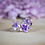 Thumbnail: Sterling Silver Lilac Ring