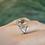 Thumbnail: Round Petoskey Stone Ring