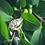 Thumbnail: 14kt Yellow Gold Pear-Shaped Diamond Ring