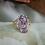 Thumbnail: Rose de France Amethyst Ring