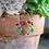 Thumbnail: Mackinac Geranium Earrings