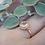 Thumbnail: 10kt Rose Gold & Morganite Ring