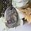 Thumbnail: Oval Bridge Petoskey Stone Pendant