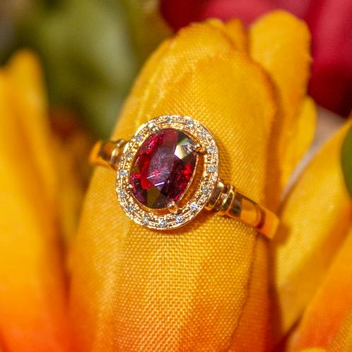 Daenerys Tourmaline Ring