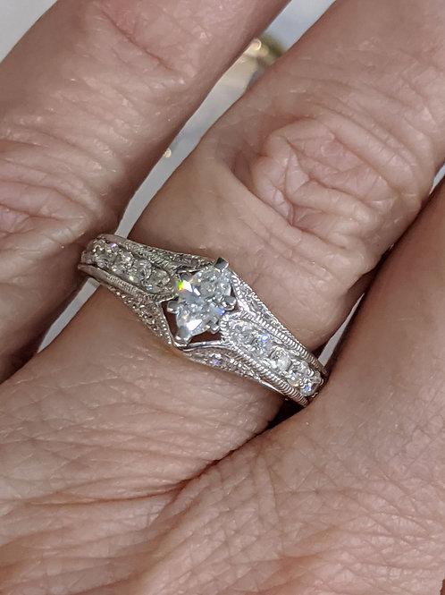 Emmaline Diamond Ring
