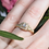 Thumbnail: 14kt Yellow Gold Carriage Ring 1/2ct TW