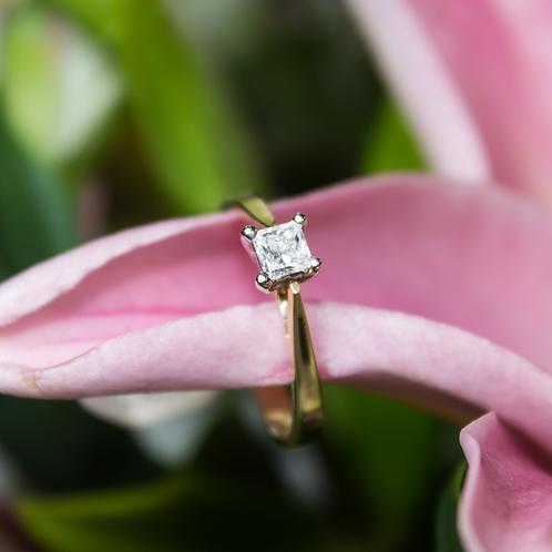 Harper Diamond Ring