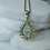 Thumbnail: Green Sapphire Necklace