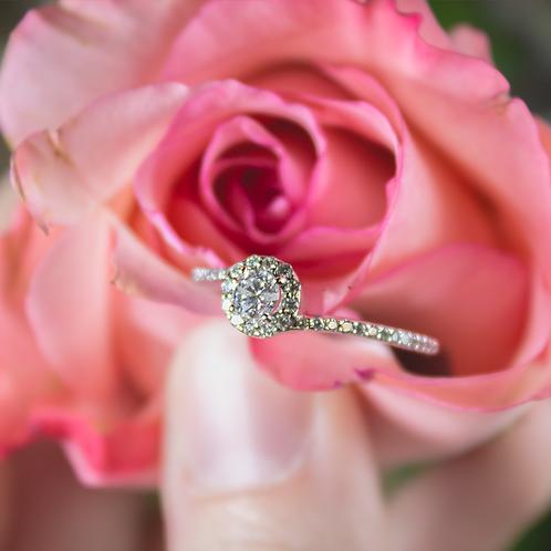 Allison Diamond Ring