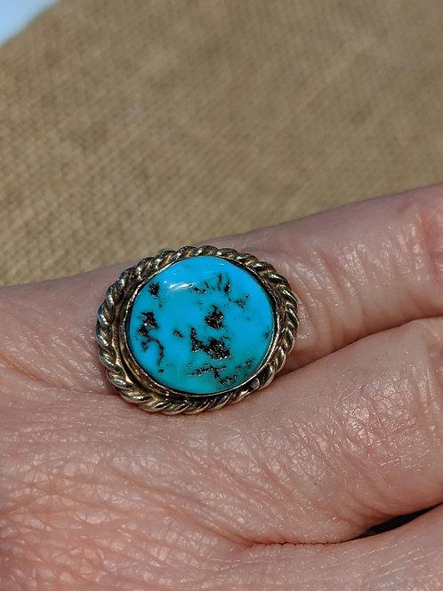 Dakota Turquoise Ring