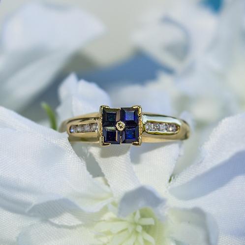 Cara Sapphire Ring