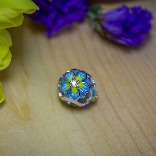 Forget-Me-Not Bead