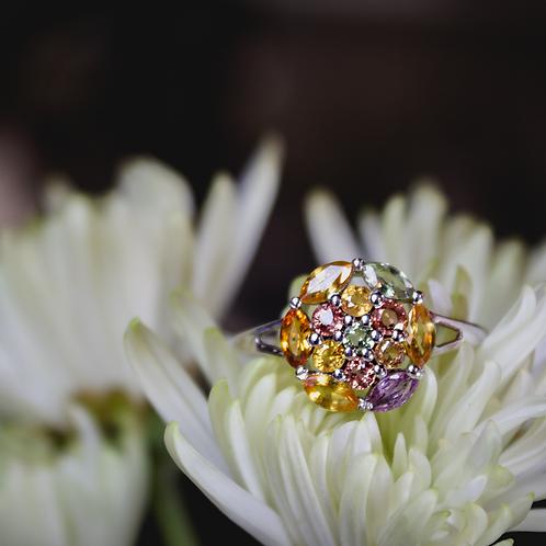 Lori Sapphire Ring