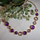Thumbnail: Faceted Amethyst Necklace