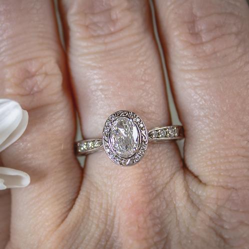 Jira Robyn Diamond Ring