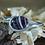 Thumbnail: Purple Slag Glass Cuff