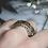 Thumbnail: Double Rainbow Sapphire Ring