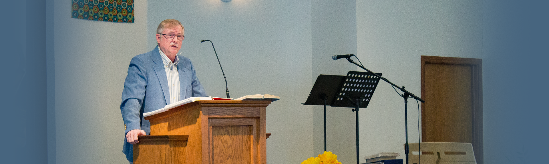Pastor Bill