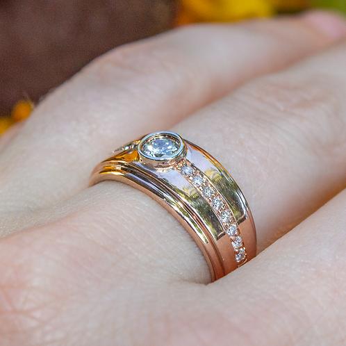 Alice Rose Gold Ring