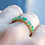 Thumbnail: Sorine Emerald & Diamond Band