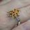 Thumbnail: Orange Sapphire Ring