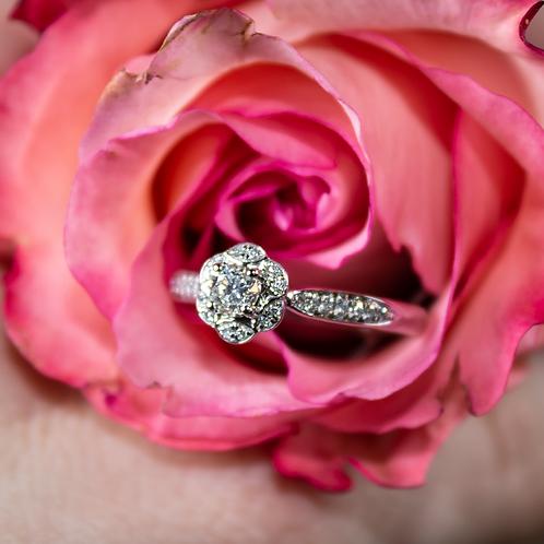 Flora Diamond Ring