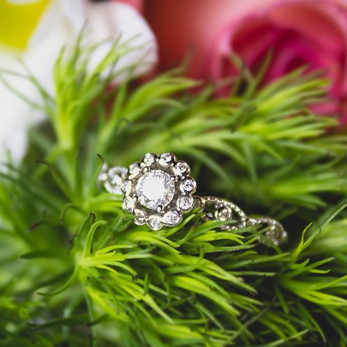 Elinor Diamond Ring