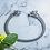 Thumbnail: Sterling Silver Panther Bracelet