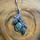 Thumbnail: Tsavorite Garnet Pine Cone Pendant
